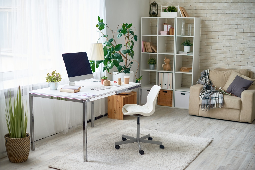 Een fijne werkplek in huis! | Interieur Inspiratie