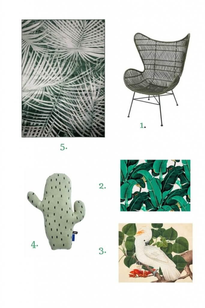 Botanisch en natuurlijk wonen | Interieur Inspiratie