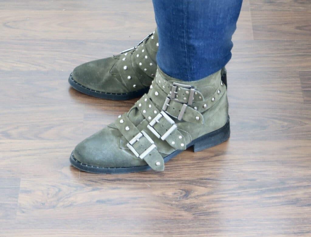 Omdat schoenen altijd passen ;-)