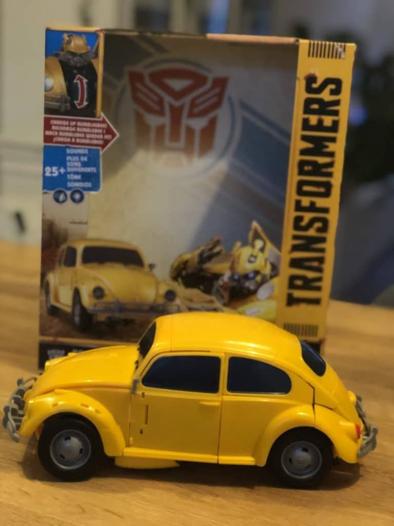Ifan's favoriet | Transformers Power Charge BumbleBee