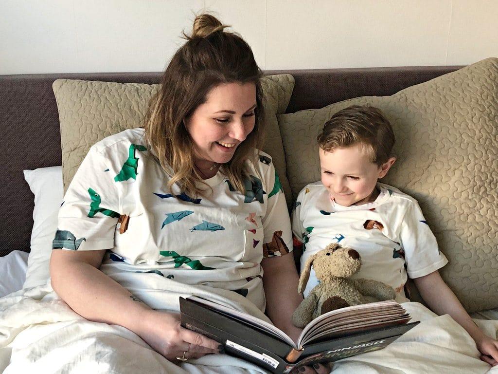 In bed met SNURK & win een kinderpyjama!